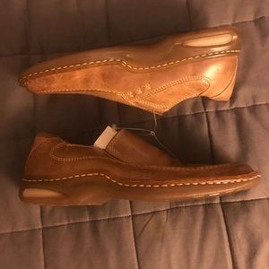 Brand new stylish men's loafers